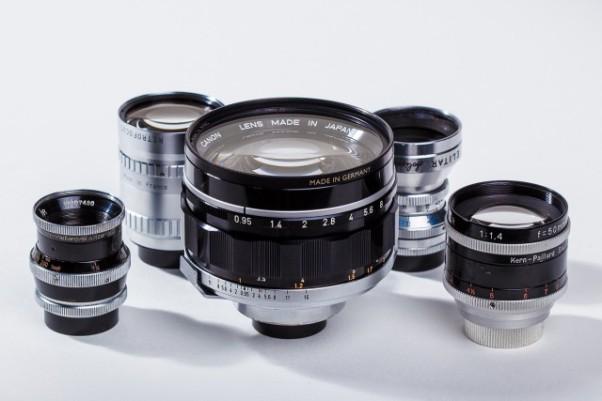 vintage lenses