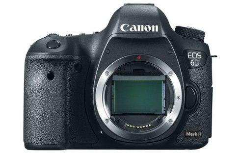 canon eos 6d markII body
