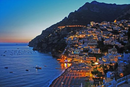 Positano photography tax